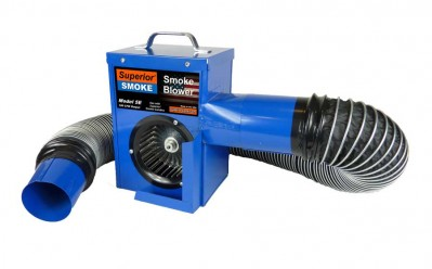 Superior Signal 5-E Electric Smoke Blower