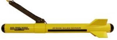 JW Fishers Single Frequency SSS-600k Side Scan Sonar