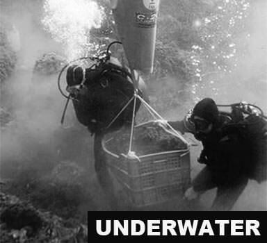 Rental Tools Online | Underwater Lift Bags and Tools