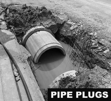 Rental Tools Online | Inflatable Pipe Plugs