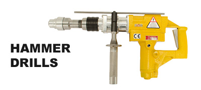 Rental Tools Online | Hammer Drills
